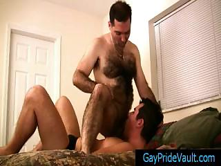 Man getting his anal opening rimmed by bigfoot By Gaypridevault