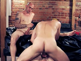 Sam is at it once more as that guy breaks in the sweet constricted cocoa-hole off hot...