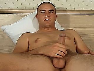 This awesome solo scene features this well groomed twink showing off...