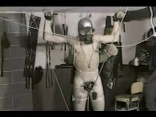 Vintage Gay Slavery And CBT
