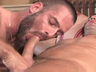 Homo fingering and hard anal pounding