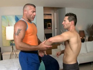 That Stud can't live out of having his warm mouth on his rod